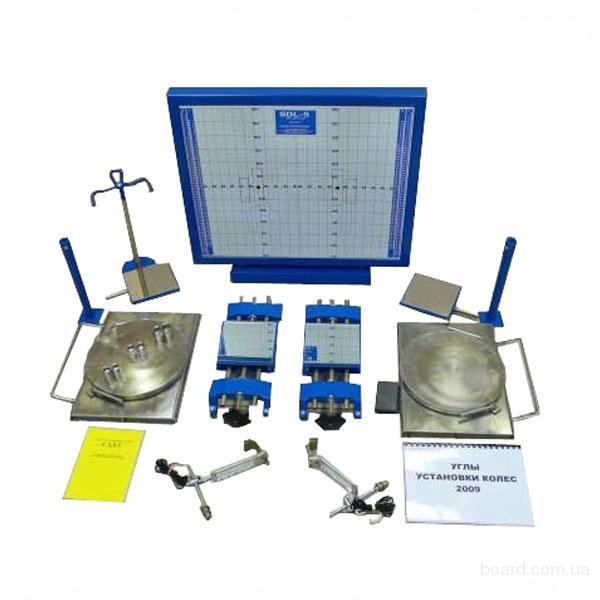 Лазерный стенд регулировки развал-схождения СДЛ-5 от производителя.  Бесплатное обучение, монтаж, профессиональные...
