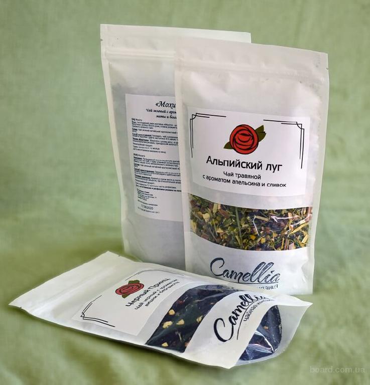 Чайная компания приглашает дилеров- продажа чая оптом в Украине