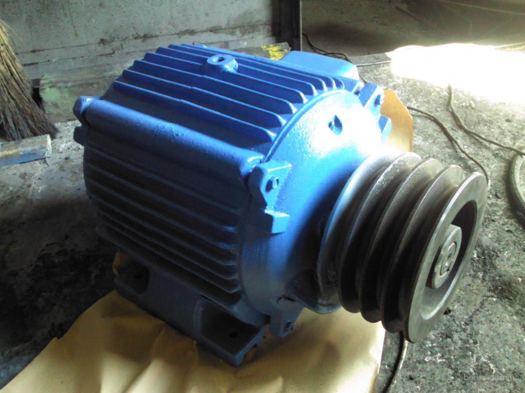 1М63 (ДИП 300) главный электро двигалель 13кВт.
