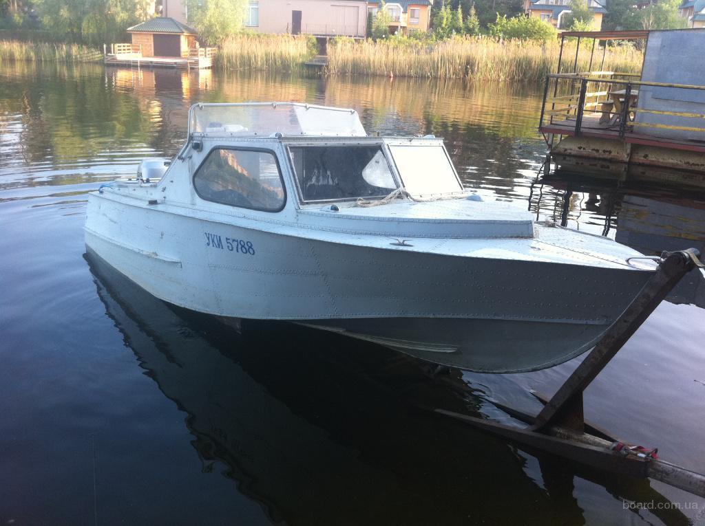 купить лодку с парусом бу недорого