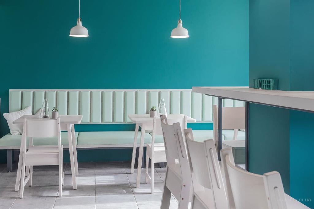 Дизайн кафе баров ресторанов грамотный интерьер