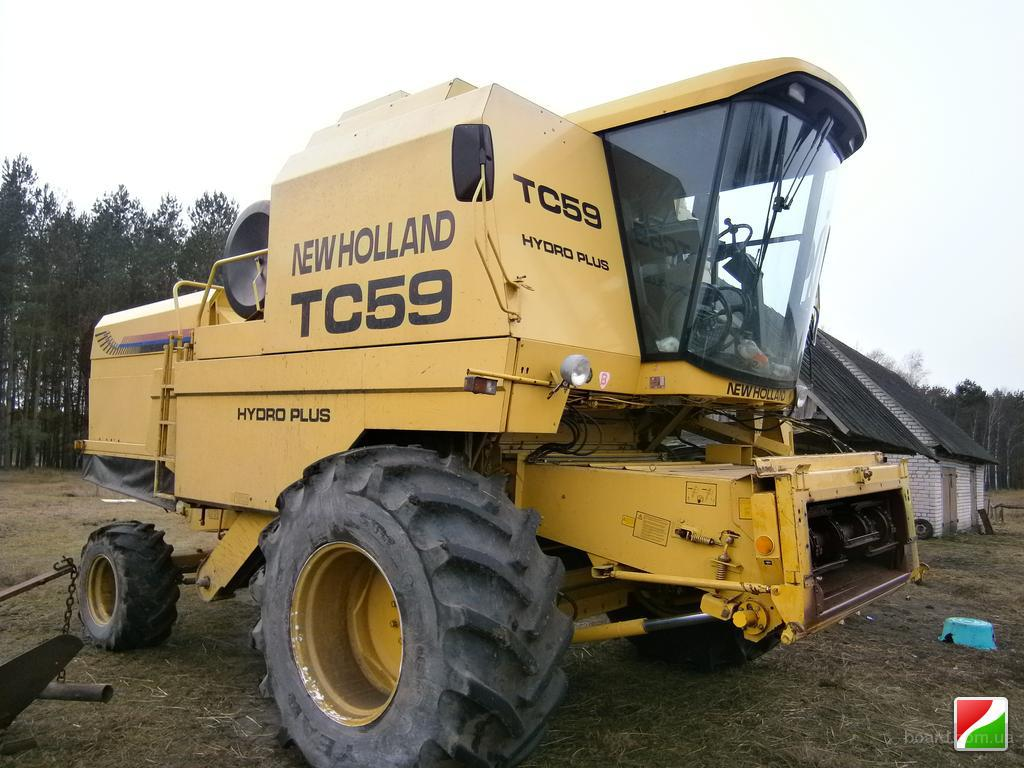 Куплю трактор New Holland - agroserver.ru