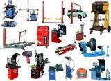 Пресса для выпреcсовки шкворней, оборудование для сто, шиномонтажи, подъёмники