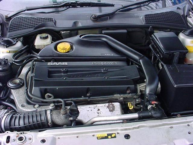 Saab 900 на запчасти