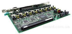 Panasonic KX-TDA0170.. Плата 8 внутренних гибридных линий для TDA100RU, TDA200RU. При условии нашей