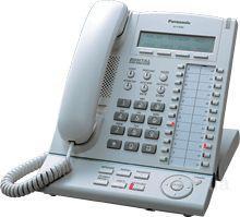 KX-T7630 б.у. -.Системный телефон к  мини-АТС Panasonic kx-tda100/200 . Отправка в любой регион Укра