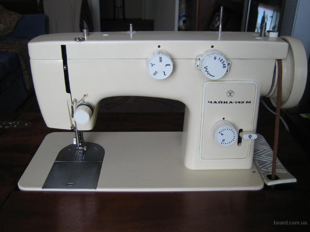 Инструкция Швейную Машинку Чайка 142 М