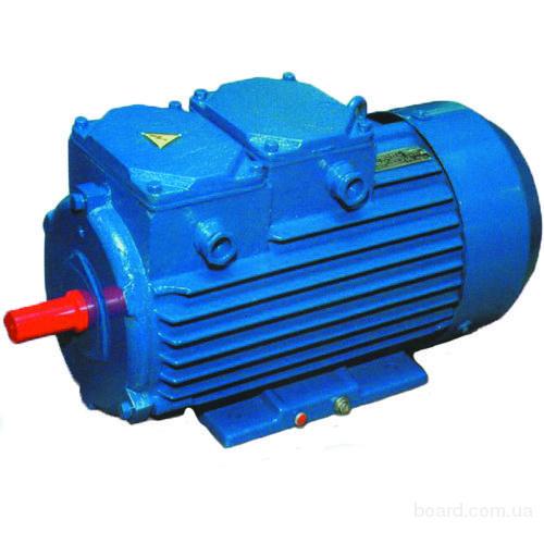 Электродвигатель АИР 160 М6.