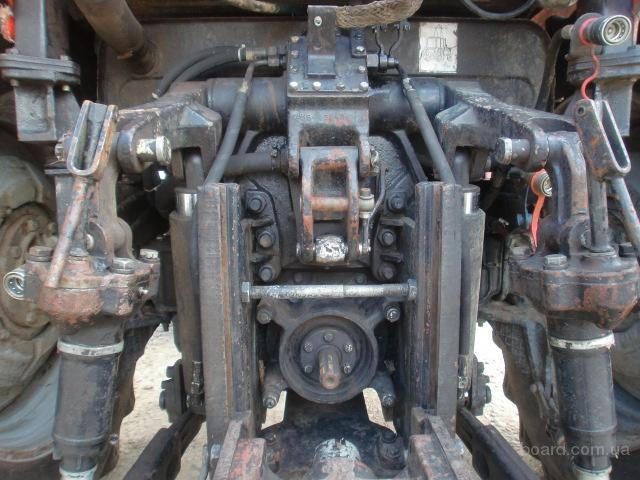 Мотоблок МТЗ-05: Коробка передач