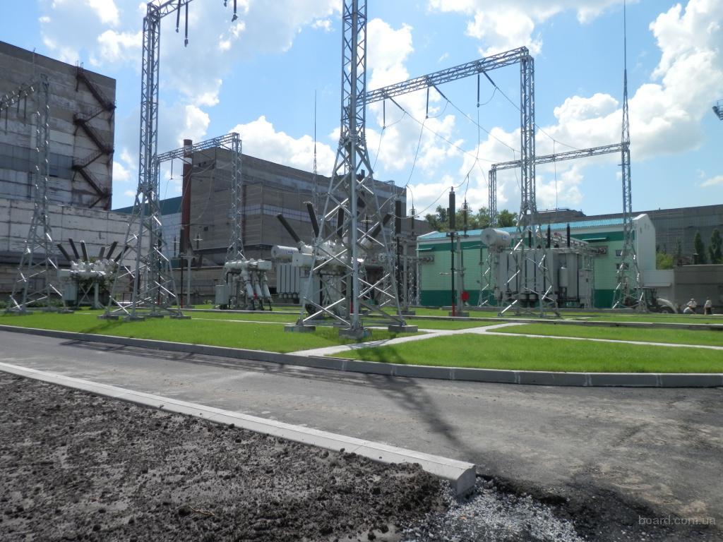 техническое обслуживание трансформаторов и трансформаторных подстанций
