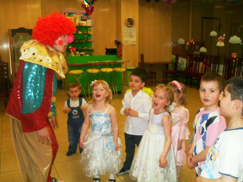 Организация детских праздников.Клоуны.Харьков.