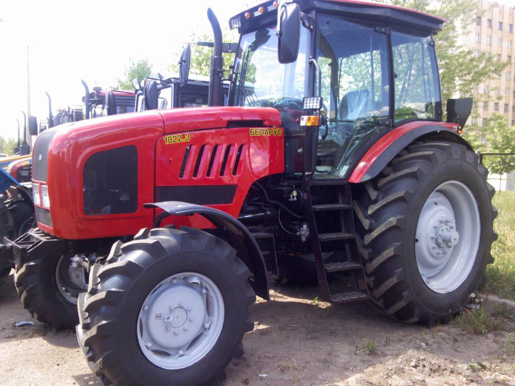 Трактор МТЗ 80 - фото, характеристики, продажа