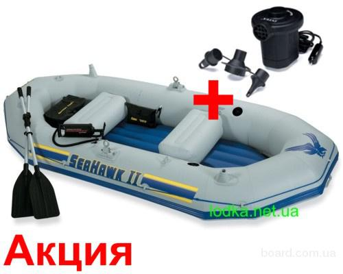 насосы для лодок флагман