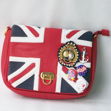 "продам : Сумочка  ""Британский флаг """