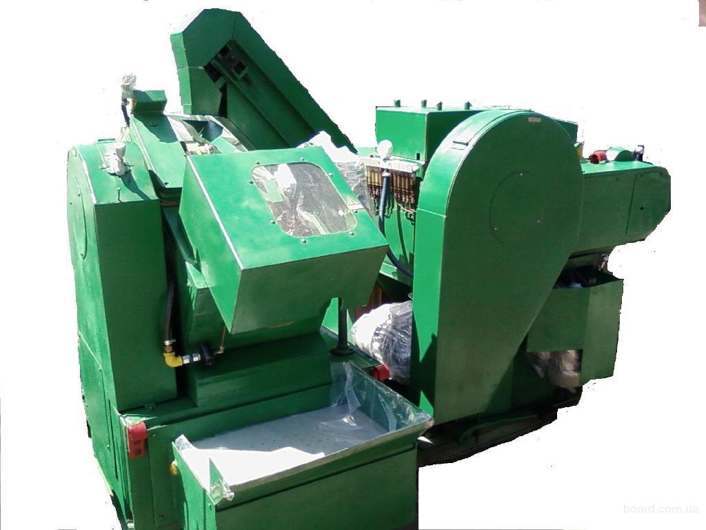Автоматические станки для производства любого крепежа из проволоки от 2шт/сек от 1х5мм до 24х250мм