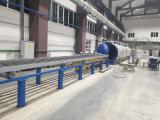 Автоклав для производства резинотехнических изделий, тупиковый тип AAG 110 1,0 2250х6000 (2001г.)