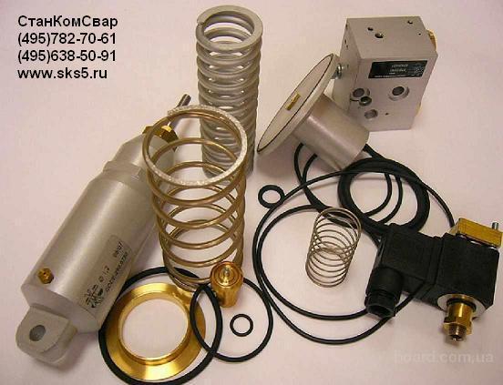 Ремкомплект всасывающего (впускного) клапана серии RH (VMC)