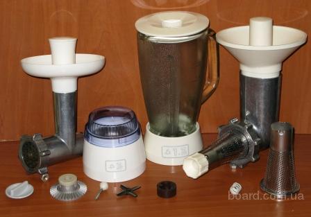 Насадки, детали для кухонного комбайна Мрия