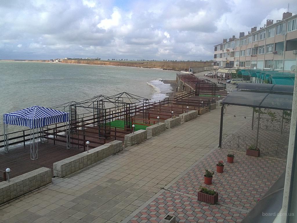 Крым 2016 отдых, лето, море, цены! Николаевка, частный сектор, сдам дом - двери на пляж!