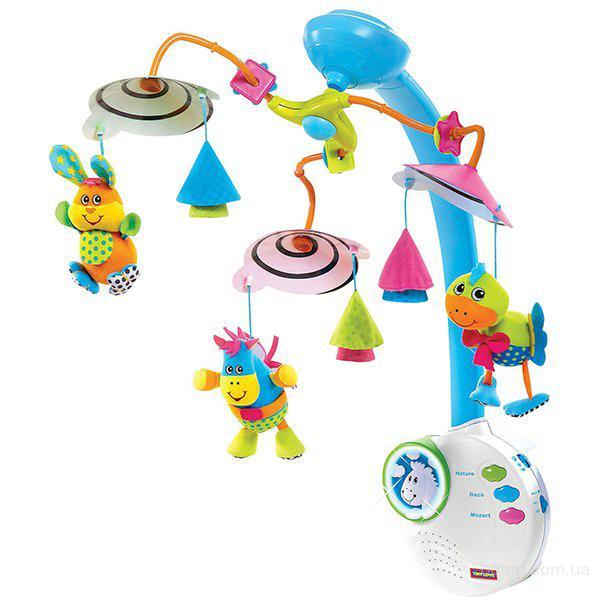 Выбираем первую игрушку для ребенка
