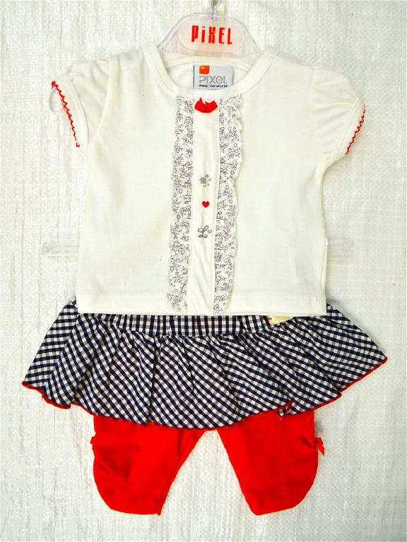 Сток детская одежда итальянской