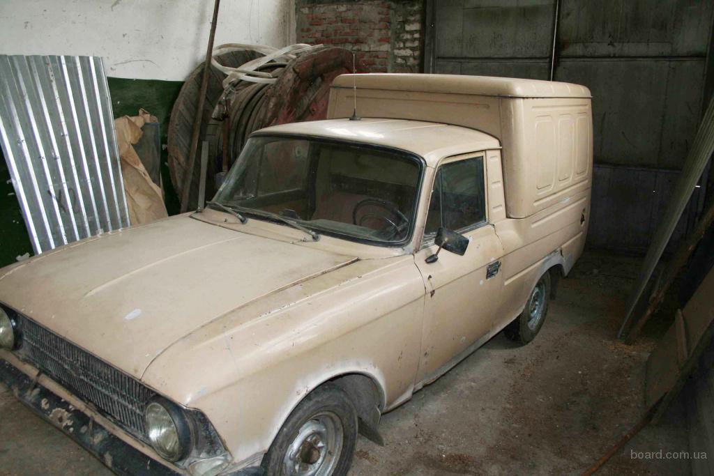 Продам автомобиль ИЖ-2715 (Пирожок) …
