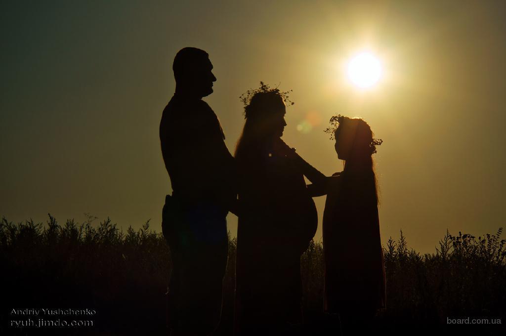 детская и семейная фотосъемка в студии и на природе