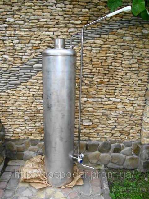 Титан водогрейный (дровяная колонка) Бак из нержавеющей стали. продам.  2 850. грн.
