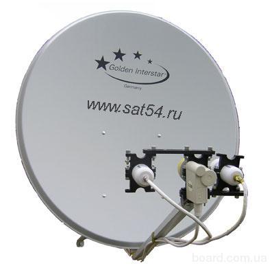 установка спутниковых антенн и камер