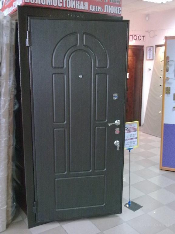 взломостойкие металлические входные двери