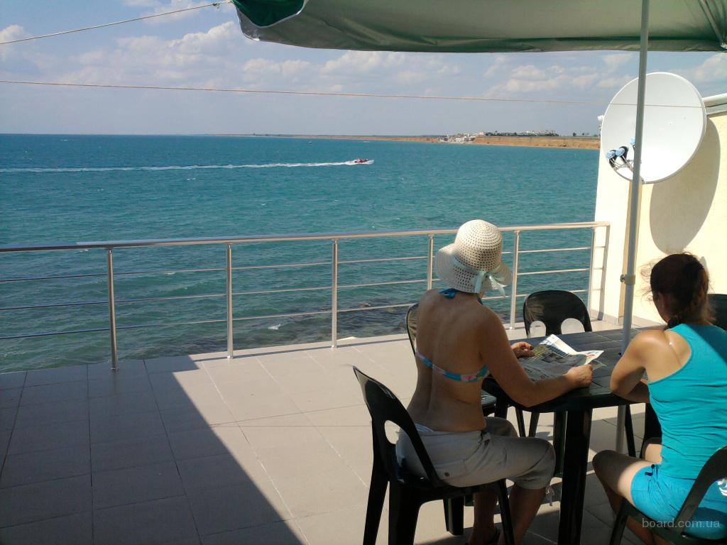Жилье для отдыха в Крыму 2016 у моря летом снять! Николаевка, сдам частный  дом, до моря 21м, цена!