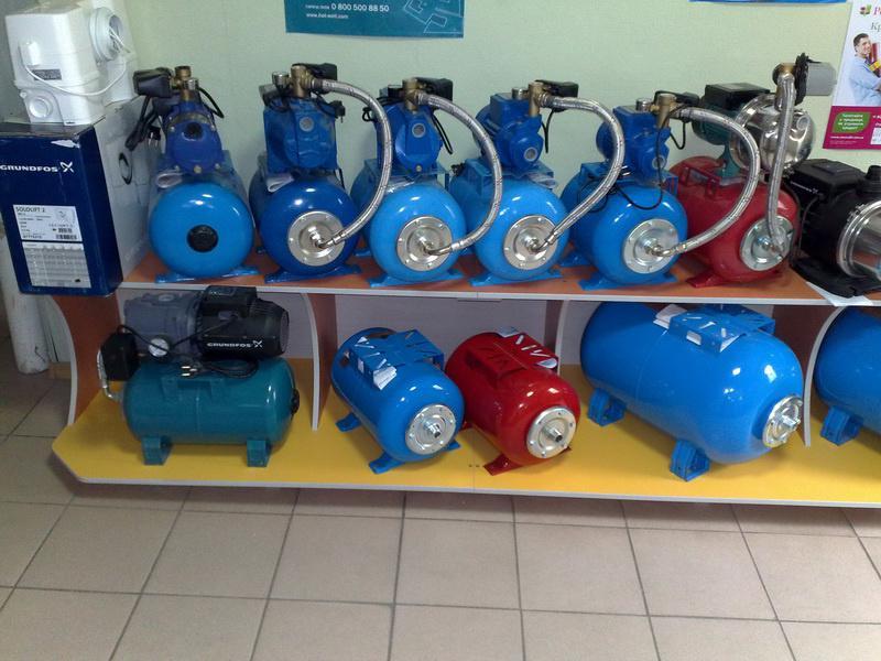 котлы газовые и электрические; -трубы для водопровода, отопления, канализации; -колонки газовые; -бойлеры...