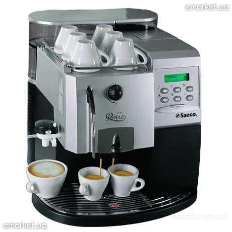 Ремонт кофеварок и кофемашин Saeco, Solis, Gaggia за 150 грн.
