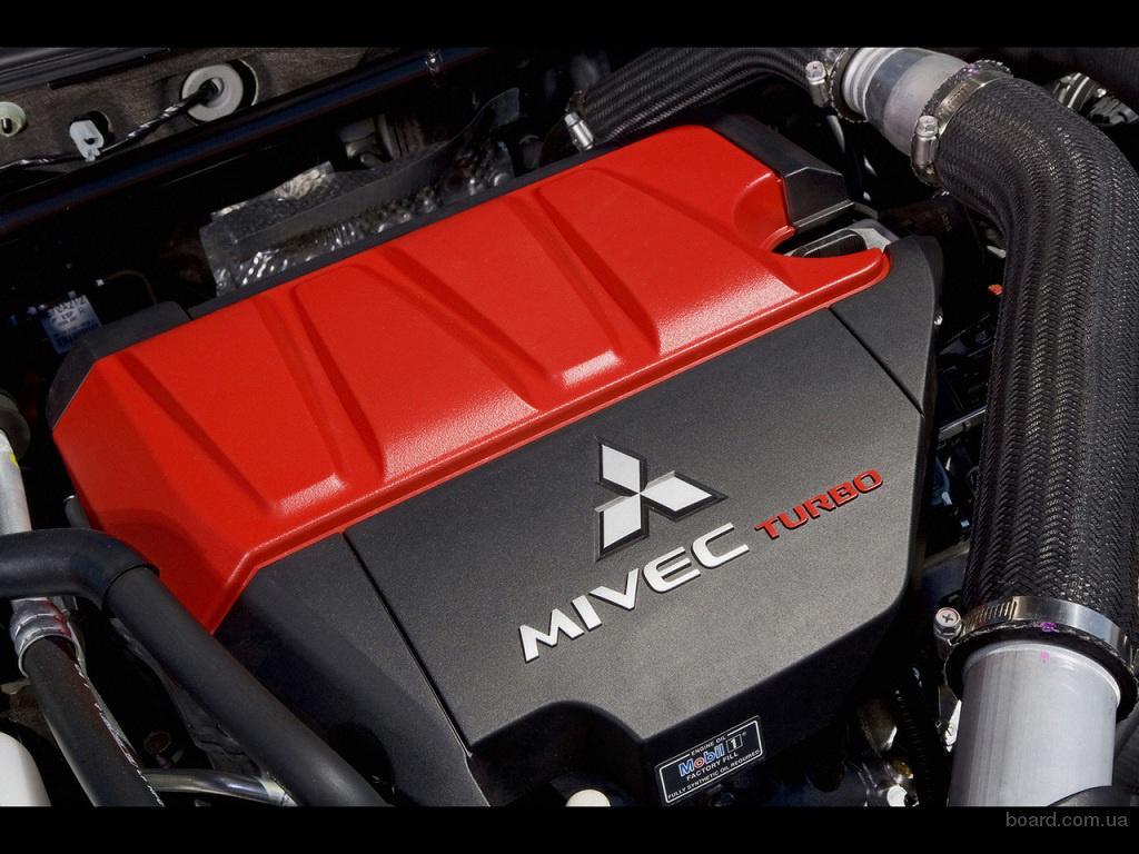 Ремонт двигателя Mitsubishi, запчасти на двигатель Митсубиши