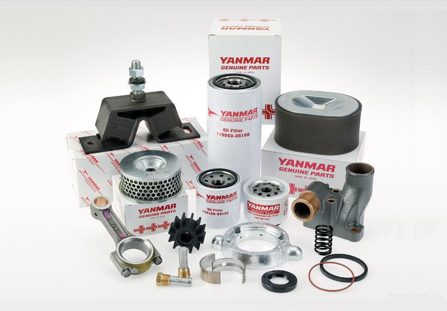Ремонт двигателя Yanmar, запчасти к двигателям Янмар.
