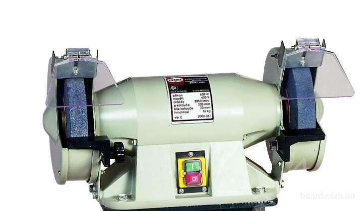 Точило Proma BKS-2500 (380В,1,1 кВт, диск 250 мм) - Рекомендуем для промышленности!