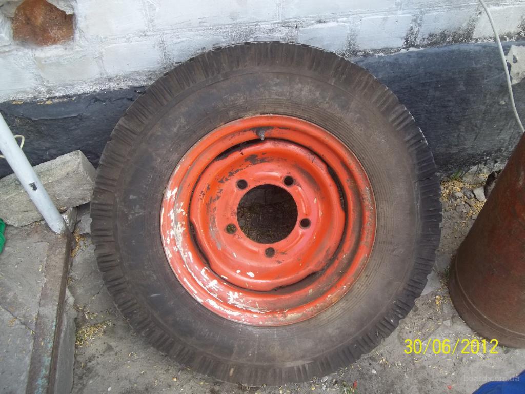 Колеса и ступицы трактора МТЗ-80, МТЗ-82