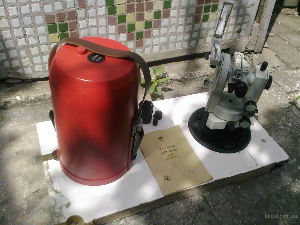 Теодолит 2Т30П. продам. грн.