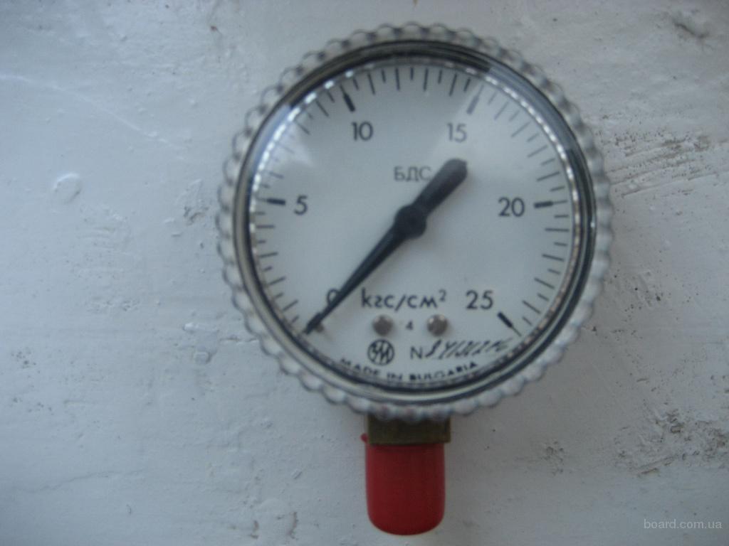 Манометр БДС 0-25 кгс/см2