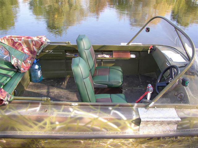 модернизация лодки казанка 5 м3