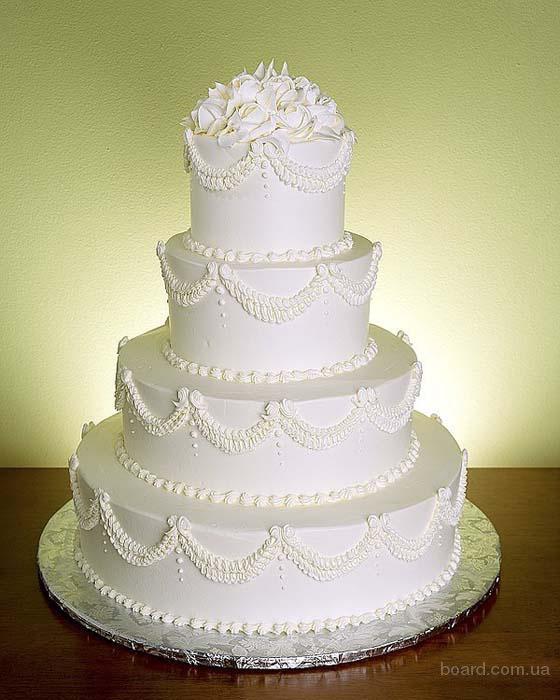 В кондитерской киева торты на свадьбу