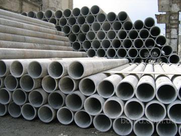 Асбестоцементные трубы в Киеве