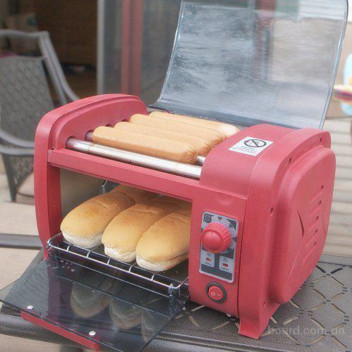 аппарат для хот-догов Gastrorag HDW-03