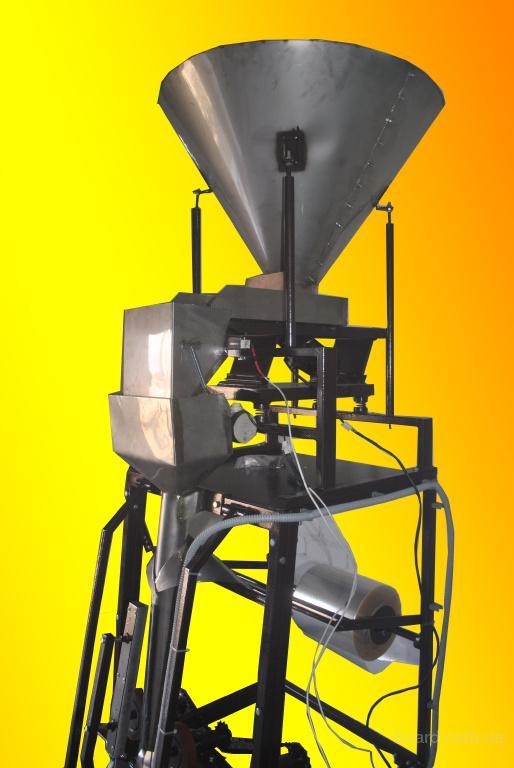 Упаковочный полуавтомат для сыпучих