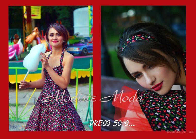 Мода b фотогалерея /b 60х красивые платья.