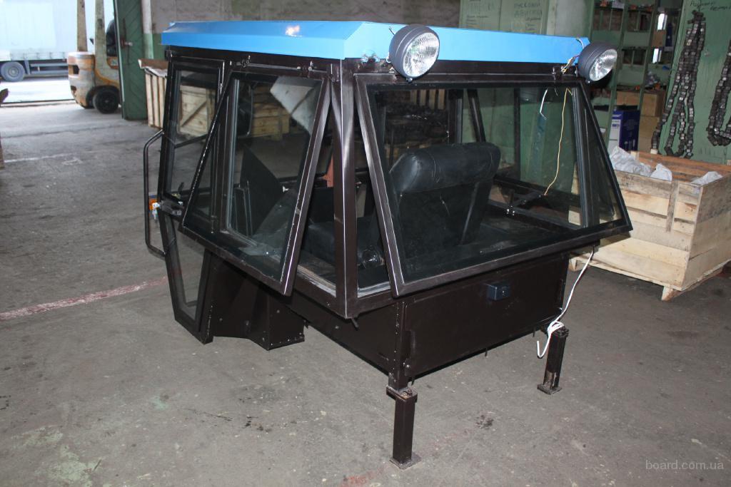 Вал отбора мощности на тракторах МТЗ-80 и МТЗ-82