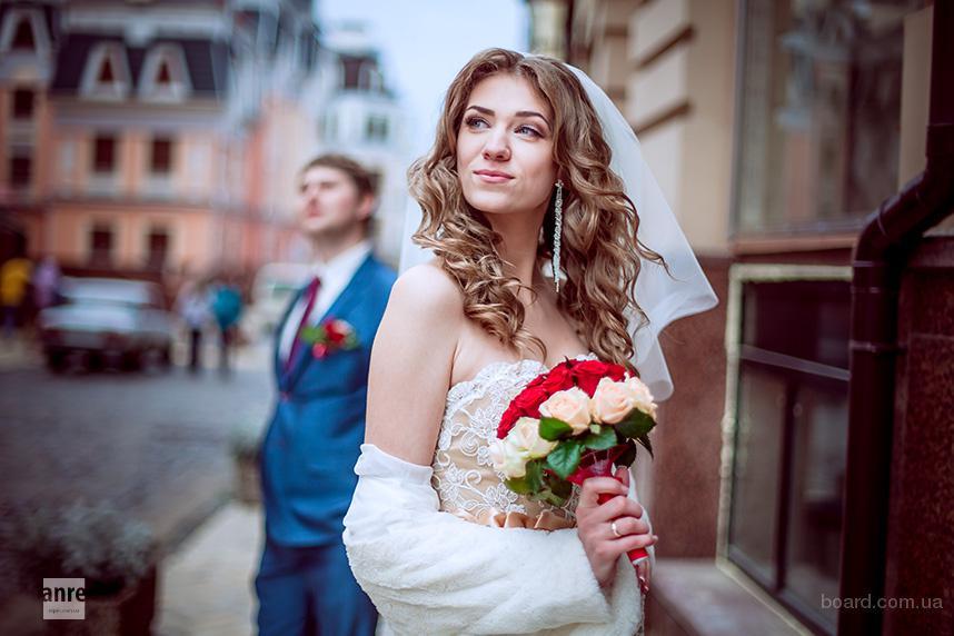 Профессиональный макияж и прически/все виды макияжа/визаж/свадебный макияж/свадебные прически