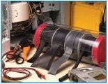 Оплётка,металлическая оплетка,трос в оплетке,провод в оплетке,кабельная оплетка,размер оплетки,оплетка для