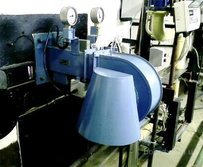 Горелка газовая блочная МДГГ для котла НИИСТУ 5 низкого или среднего давления газа Плавное регулирование тепловой...