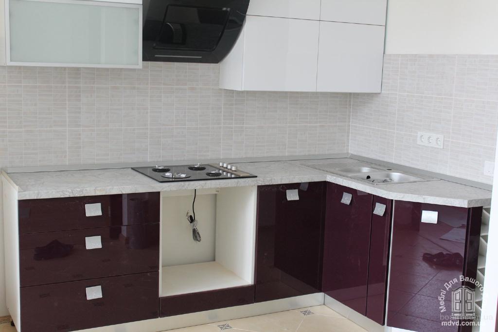 Кухни на заказ и кухонная мебель в Киеве